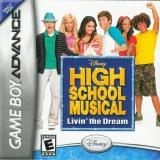 High School Musical - Livin the Dream voor Nintendo GBA