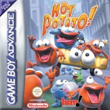 Hot Potato voor Nintendo GBA