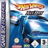 Hot Wheels: All Out Compleet voor Nintendo GBA