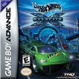 Hot Wheels Velocity X voor Nintendo GBA