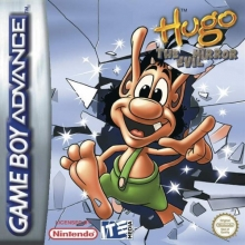 Hugo Advance voor Nintendo GBA