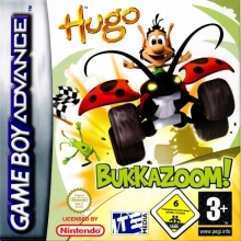 Hugo Bukkazoom voor Nintendo GBA