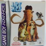 Ice Age Lelijk Eendje voor Nintendo GBA