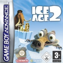 Ice Age 2: The Meltdown voor Nintendo GBA