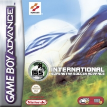 International Superstar Soccer voor Nintendo GBA