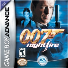 James Bond 007 NightFire voor Nintendo GBA