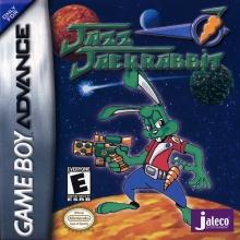 Jazz Jackrabbit voor Nintendo GBA