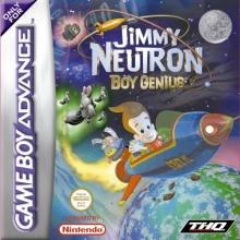 Jimmy Neutron Boy Genius voor Nintendo GBA