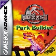 Jurassic Park III Park Builder voor Nintendo GBA