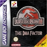 Jurassic Park III: The DNA Factor Compleet voor Nintendo GBA