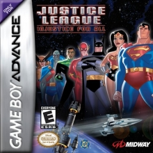 Boxshot Justice League: Injustice for All