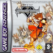 Kingdom Hearts Chain of Memories voor Nintendo GBA