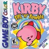Kirby Tilt n Tumble voor Nintendo GBA