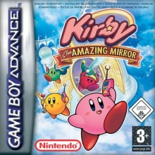 Kirby and the Amazing Mirror voor Nintendo GBA