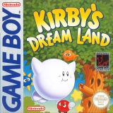 Boxshot Kirby's Dream Land