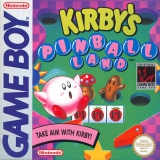 Kirbys Pinball Land voor Nintendo GBA