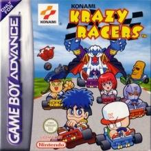 Konami Krazy Racers voor Nintendo GBA