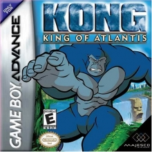 Kong King of Atlantis voor Nintendo GBA