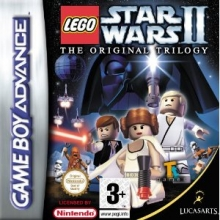 LEGO Star Wars II: The Original Trilogy voor Nintendo GBA