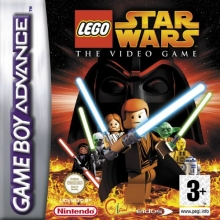 LEGO Star Wars: The Video Game voor Nintendo GBA