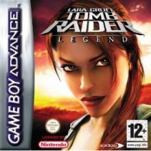Lara Croft Tomb Raider: Legend voor Nintendo GBA