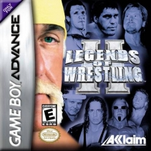 Legends of Wrestling II voor Nintendo GBA