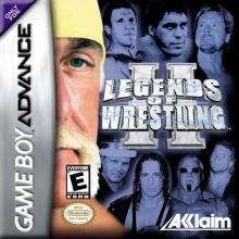 Legends of Wrestling II voor Nintendo GBA