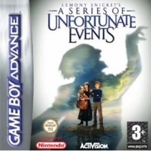 Lemony Snickets A Series of Unfortunate Events voor Nintendo GBA
