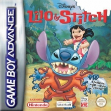 /Lilo and Stitch voor Nintendo GBA