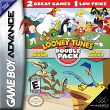 Looney Tunes Double Pack voor Nintendo GBA