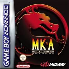 MKA Mortal Kombat Advance voor Nintendo GBA
