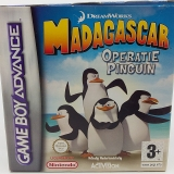 Madagascar Operation Penguin voor Nintendo GBA