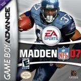Madden 07 voor Nintendo GBA