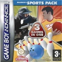 Majescos Sports Pack voor Nintendo GBA