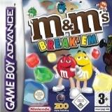 MandMs Breakem voor Nintendo GBA