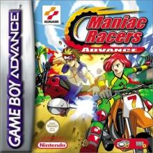 Maniac Racers Advance voor Nintendo GBA