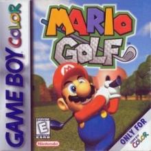 Mario Golf voor Nintendo GBA