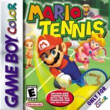 Mario Tennis voor Nintendo GBA