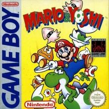 Mario and Yoshi voor Nintendo GBA