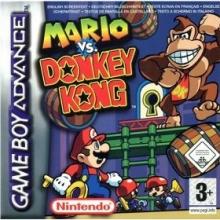 Mario vs Donkey Kong voor Nintendo GBA
