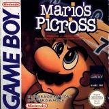 Marios Picross voor Nintendo GBA