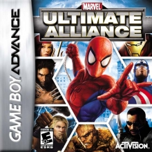 Marvel Ultimate Alliance voor Nintendo GBA