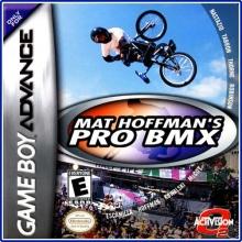 Mat Hoffmans Pro BMX voor Nintendo GBA