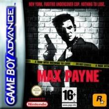 Max Payne voor Nintendo GBA