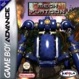 Mech Platoon voor Nintendo GBA