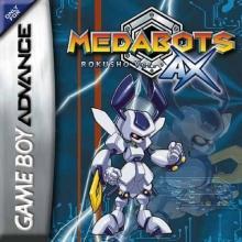 Medabots AX Rokusho Version voor Nintendo GBA