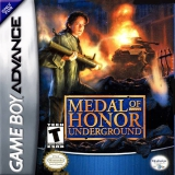 Boxshot Medal of Honor Underground