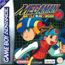 Mega Man Battle Network voor Nintendo GBA