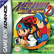 Mega Man Battle Network 2 voor Nintendo GBA