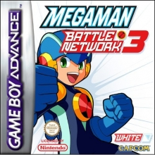 Mega Man Battle Network 3 White voor Nintendo GBA